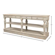 See Details - Library Wall Table