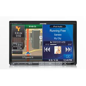 8-Inch Audio/Video/Navigation System