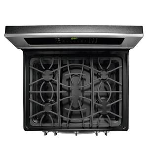 Frigidaire Gallery 30'' Freestanding Gas Double Oven Range