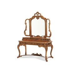 Trifold Vanity w/ Mirror