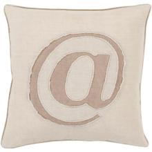 """View Product - Linen Text LX-001 18""""H x 18""""W"""