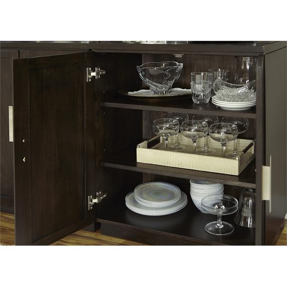 Liberty Furniture Industries - Bunching Shelf Curio