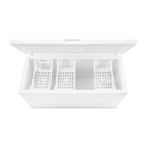 Amana® 22 cu. ft. Amana® Chest Freezer with 3 Wire Baskets