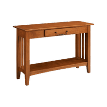 See Details - Mission Hall Table