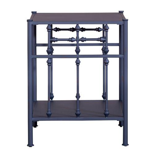 Gallery - Open Night Stand - Navy