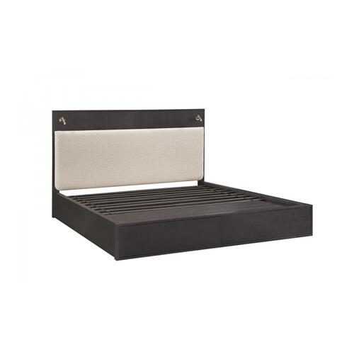 Bobby Berk Faber Platform Storage Queen Bed