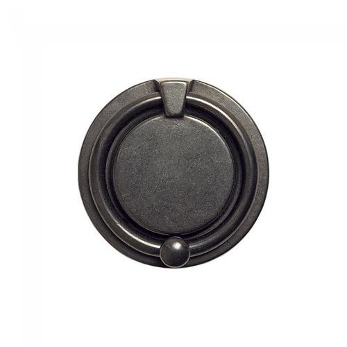 """Rocky Mountain Hardware - 4"""" Round Door Knocker - DK400 Silicon Bronze Medium"""