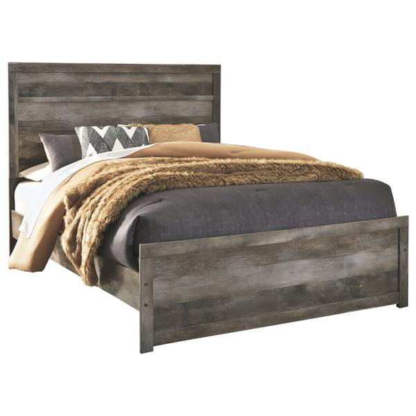 See Details - Wynnlow Queen Panel Bed