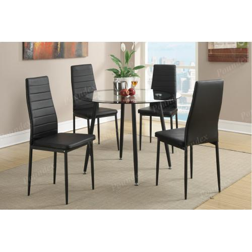 5 Piece Dining Set ( Your Choice of Chair Color)