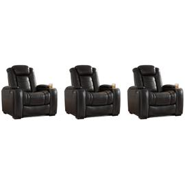 3-piece Home Theater Seating