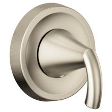 Glyde brushed nickel m-core transfer m-core transfer valve trim