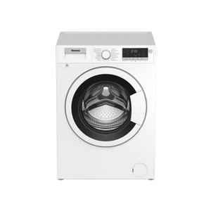 """Blomberg24"""" 2.5 cu ft Front Load Washer White trim base model use with DHP24400W"""