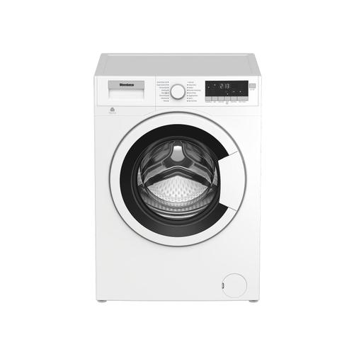 """Blomberg Appliances - 24"""" 2.5 cu ft Front Load Washer White trim base model use with DHP24400W"""