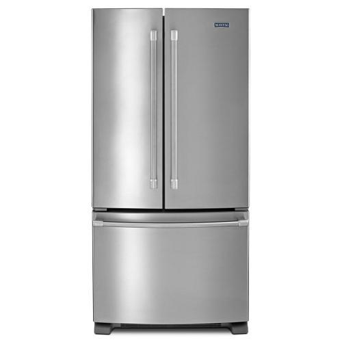 Gallery - 33-inch Wide French Door Refrigerator - 22 cu. ft.