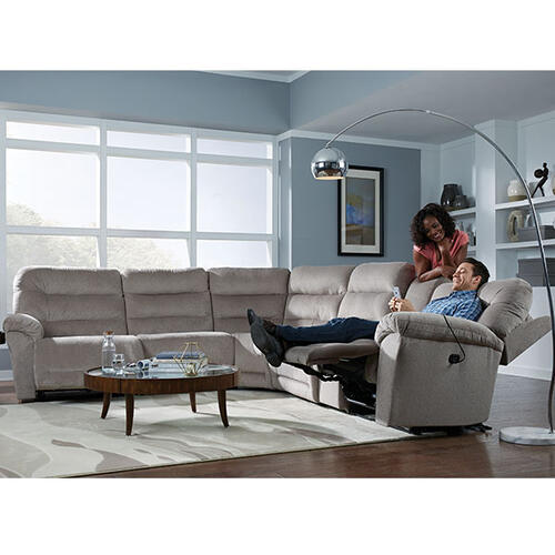 Shelby Reclining Modular Sectional