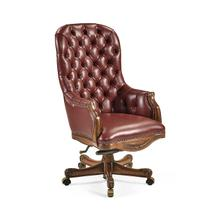 Chesterfield Style Desk Chair
