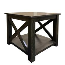 View Product - Banff End Table