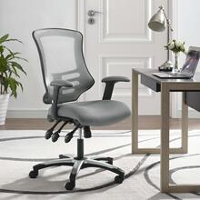 Calibrate Mesh Office Chair in Gray