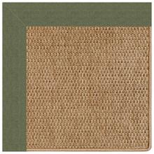 "Islamorada-Basketweave Canvas Fern - Misc. - 12"" x 12"""