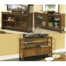 See Details - Birch with Walnut TV Console