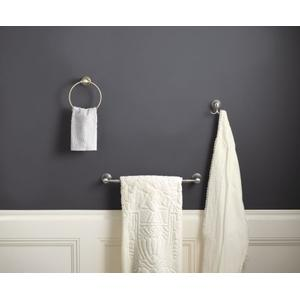 "Weymouth chrome 24"" towel bar"