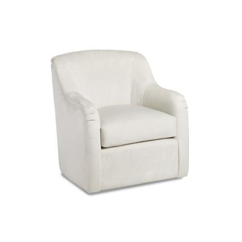 Rebekah Memory Swivel Chair
