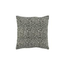 "CTTN FBRC PILLOW 20""W, 20""H"