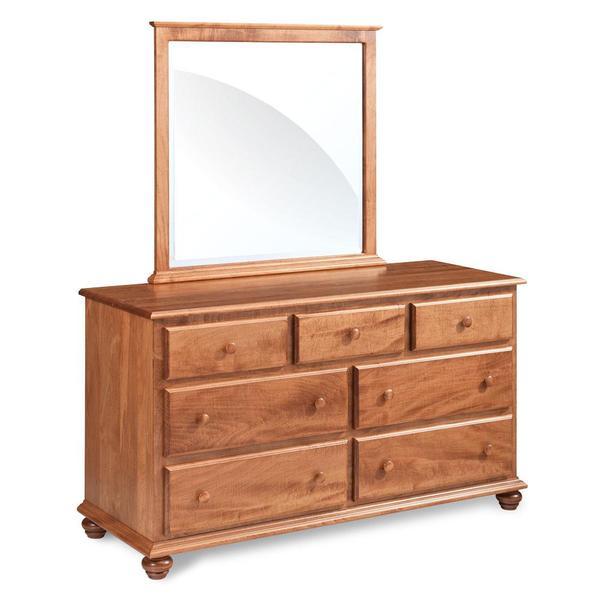 See Details - Georgia 7-Drawer Dresser, 60'w x 21 'd x 34'h