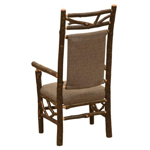 Twig Arm Chair - Natural Hickory - Standard Leather