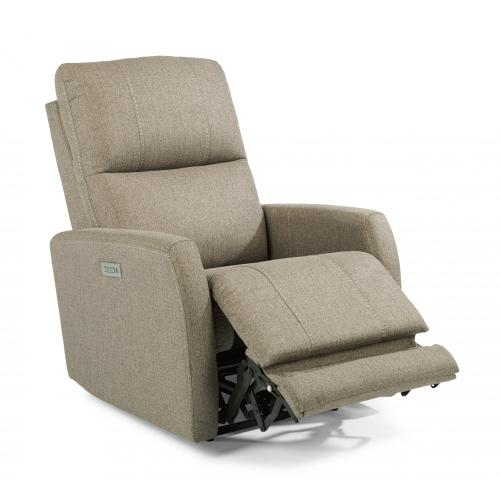 Sadie Power Recliner with Power Headrest & Lumbar