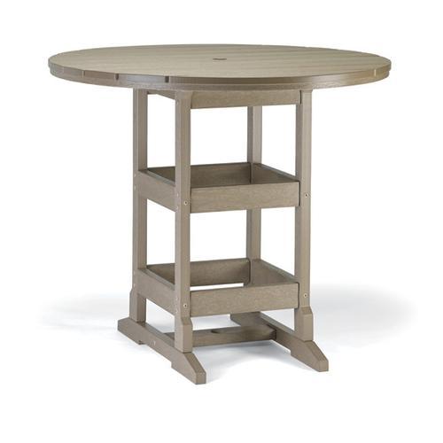 """Breezesta - 48"""" Round Bar Table"""