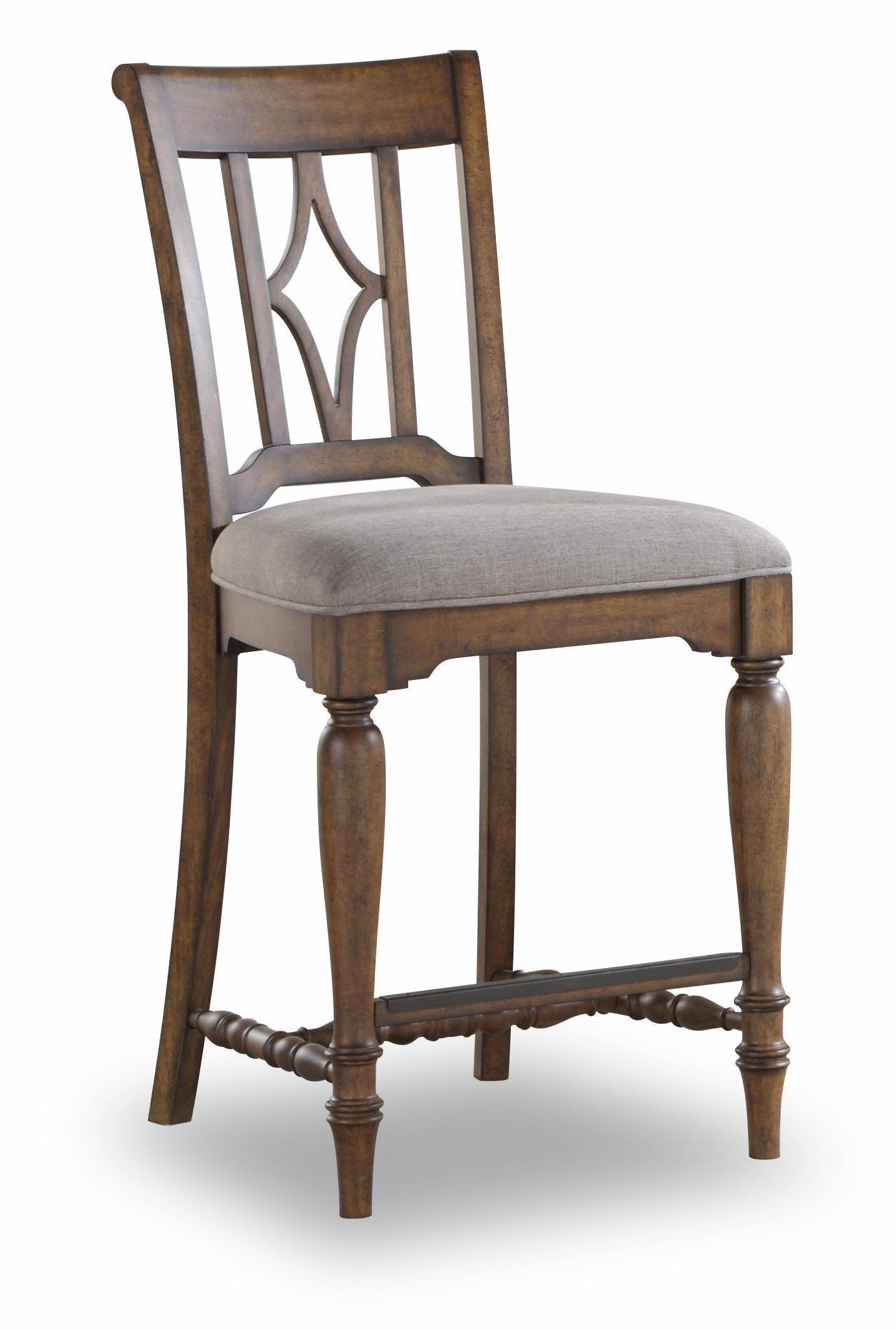 FlexsteelPlymouth Counter Chair