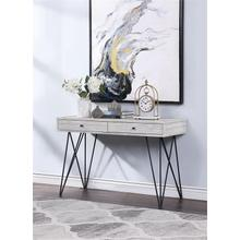 View Product - Two Drawer Console