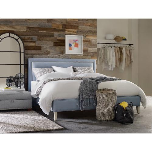 Sam Moore Furniture - Bedroom Nest Theory Finch 62in King Upholstered Bed