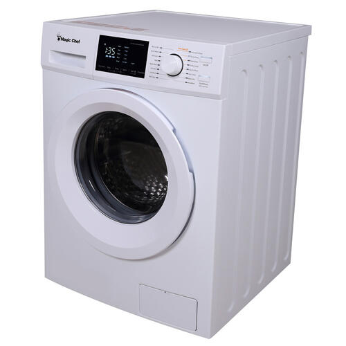 Magic Chef - 2.7 cu. ft. Front Load Washer
