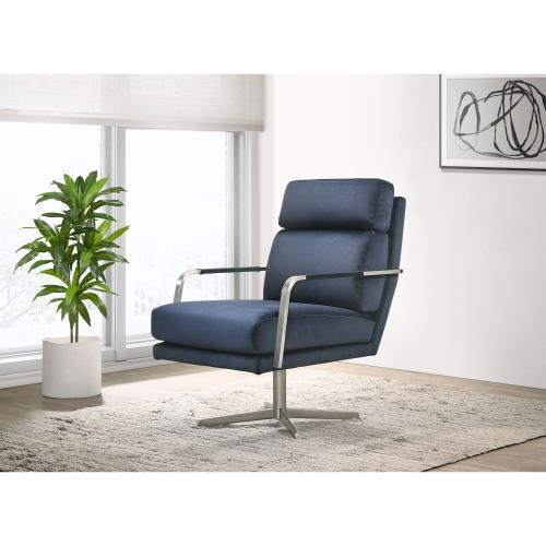 Kota Mid-Century Swivel Accent Chair