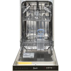 """18"""" Built-In Dishwasher - Stainless Steel"""