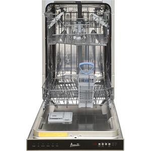 "18"" Built-In Dishwasher - Stainless Steel"
