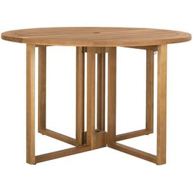 Wales Round 47.24-INCH Dia Dining Table - Natural