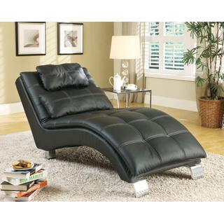 See Details - Graham Chaise Black