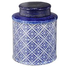 Lidded Jar,Small