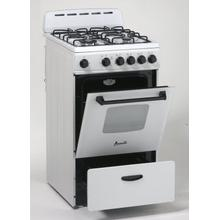 "*** DISPLAY MODEL CLOSE-OUT***  20"" Gas Range"