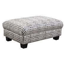 Emerald Home Carter Accent Cocktail Ottoman Ink Dot U3477-22-19
