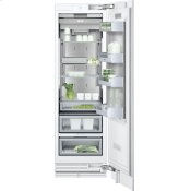 """400 Series Refrigerator Column With Fresh Cooling Close To 0(degree)c Fully Integrated Width 24"""" (61 Cm)"""