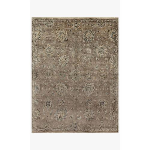KG-06 Feather / Gray Rug