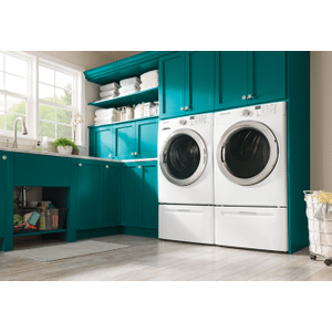 Gallery - 7.0 Cu.Ft Electric Dryer featuring Ready Steam