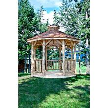 Montana Collection Gazebo