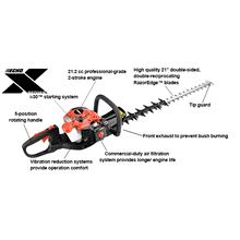 HC-3020 Double-Sided Hedge Trimmer ECHO X Series