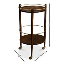 See Details - Wood/Iron Trolley