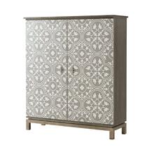 Versa-tile bar cabinet